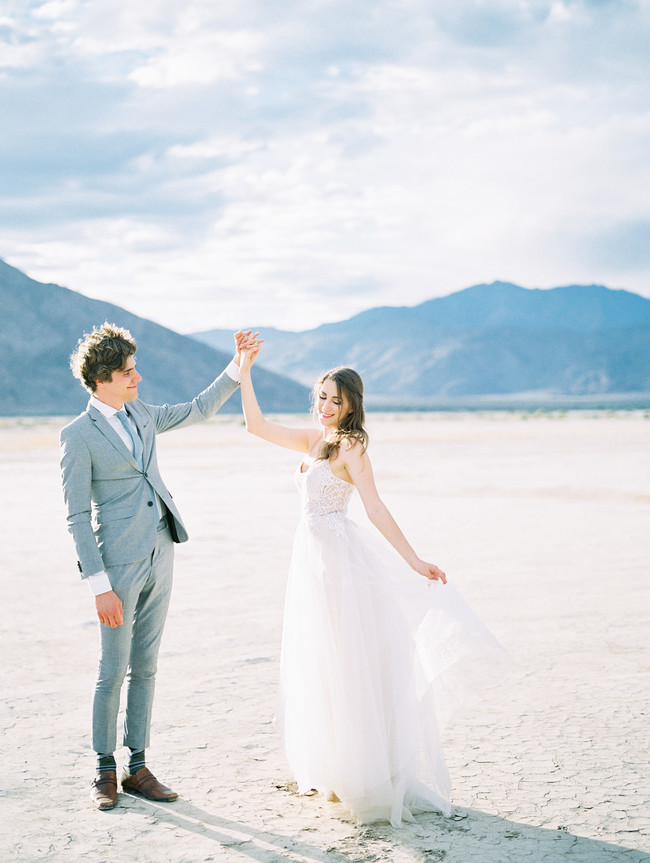 Anza Borrego Desert Wedding -Inspired by This
