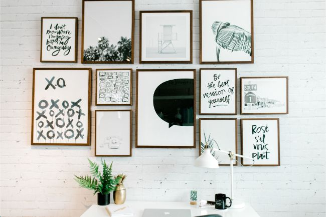 Affordable Office Swaps to Refresh Your Space - Inspired by This
