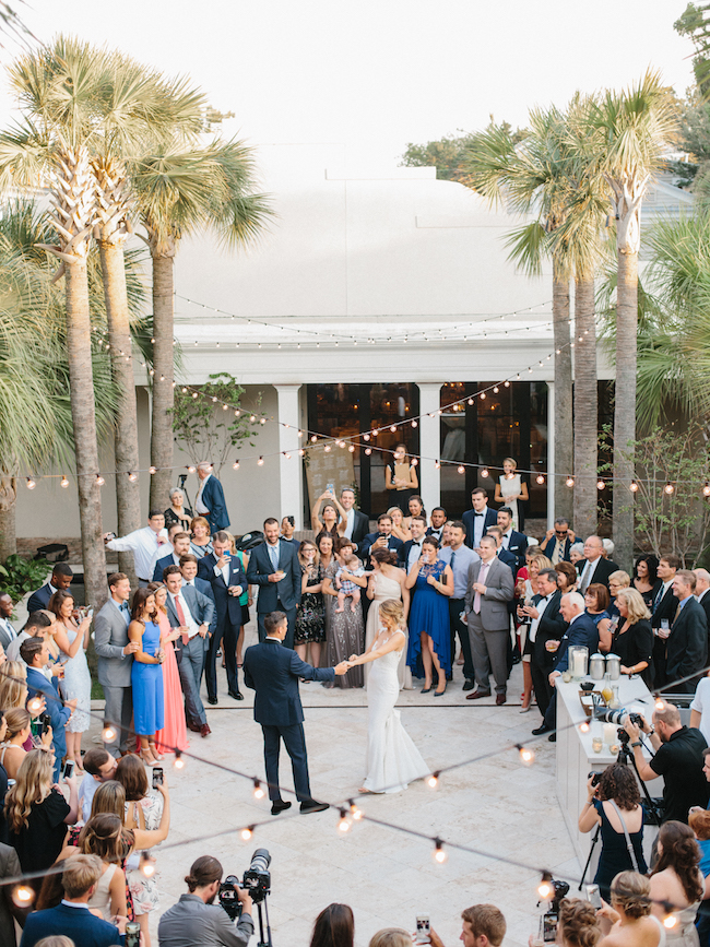 Twinkling Lights That'll Spark Joy at Your Next Wedding - Inspired by This