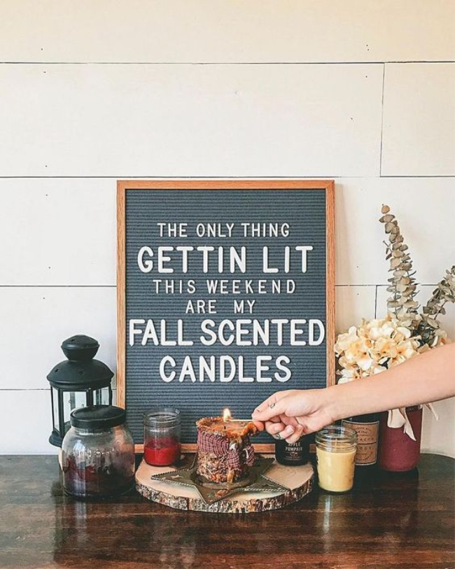 How To Transition Your Home from Summer to Fall - Inspired by This