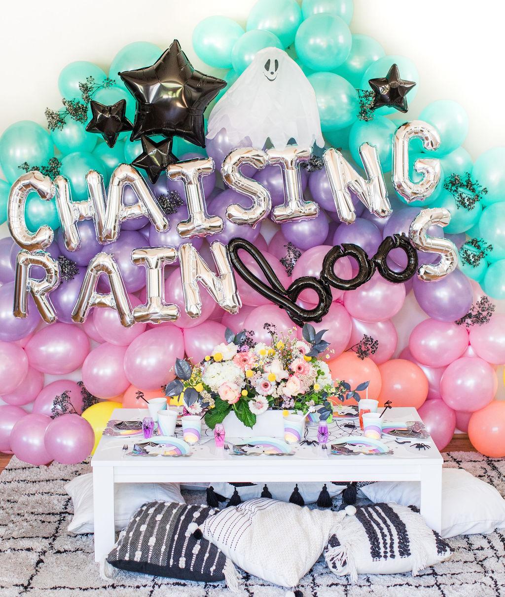 Chasing RainBOOs Kid's Halloween Party
