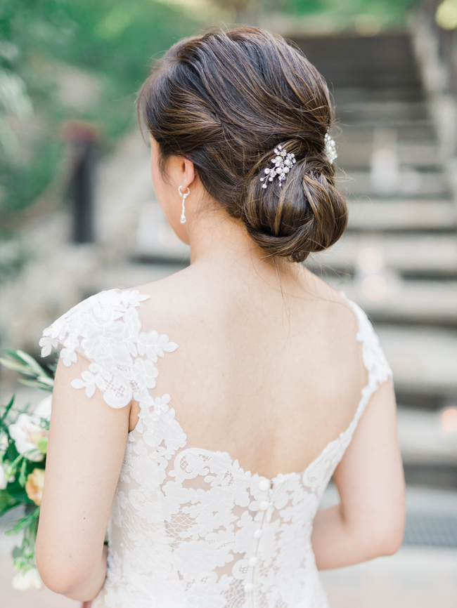 Wedding Hair Accessories to Complement Your Bridal 'Do - Inspired by This