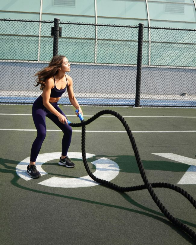 6 Work Out Classes To Try this Fall